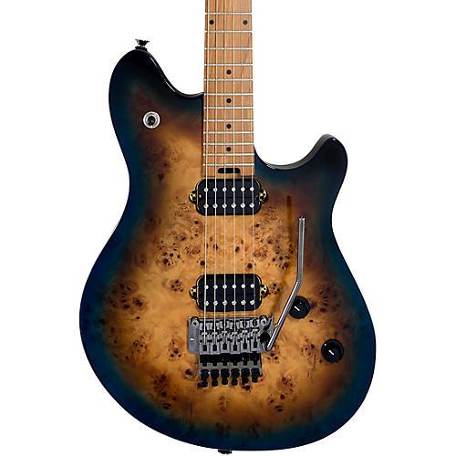 EVH Wolfgang Standard Exotic Burl Electric Guitar thumbnail