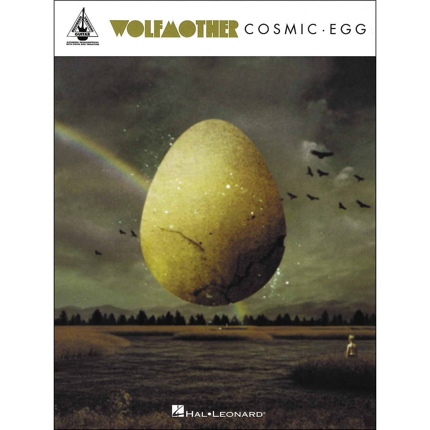 Hal Leonard Wolfmother - Cosmic Egg Tab Book thumbnail