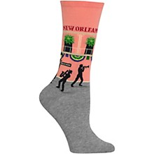 Hot Sox Women's New Orleans Socks