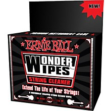 Ernie Ball Wonder Wipe String Cleaner 6-pack