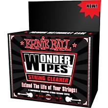 Ernie Ball Wonder Wipe String Cleaner 6-pack