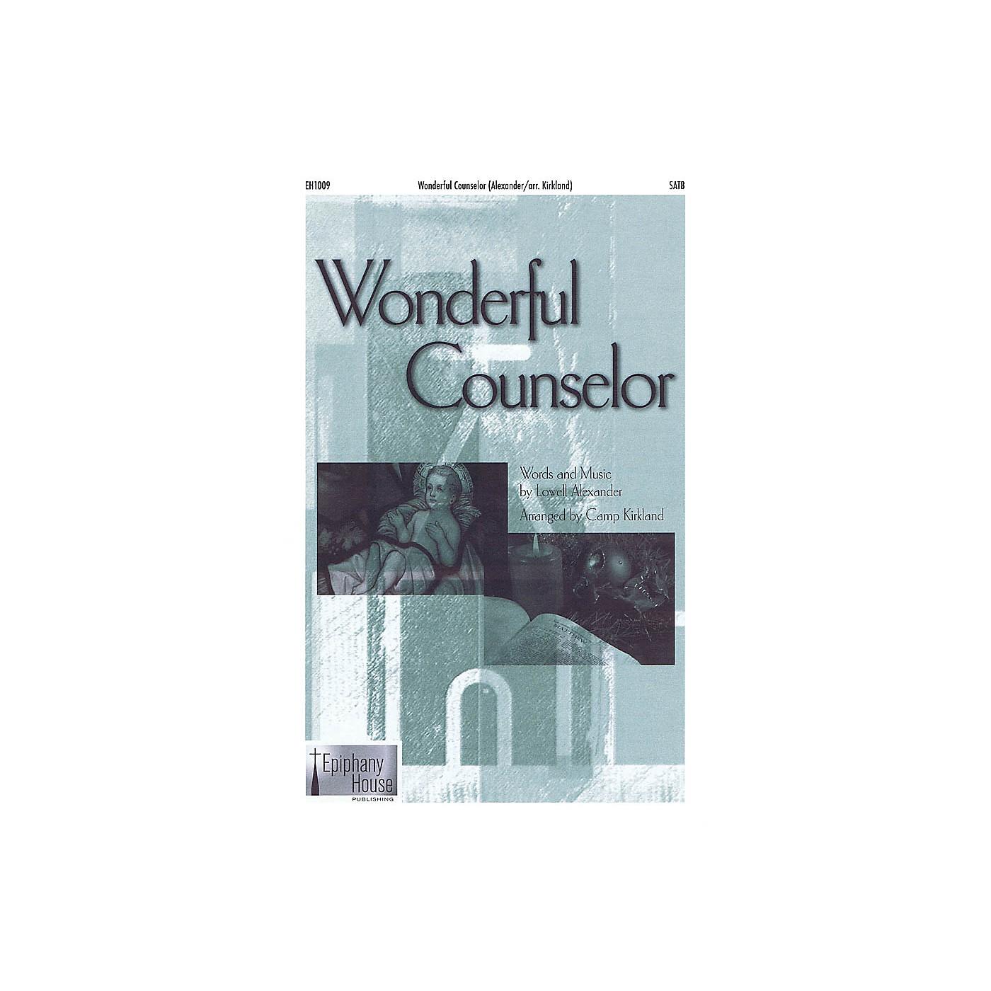 Epiphany House Publishing Wonderful Counselor CD ACCOMP Arranged by Camp Kirkland thumbnail