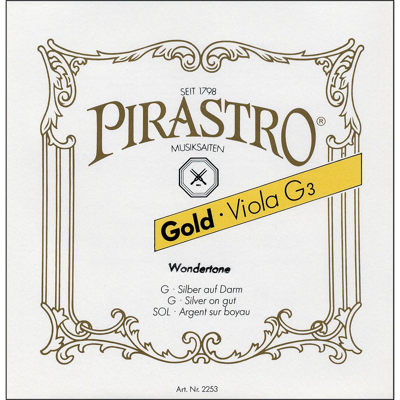 Pirastro Wondertone Gold Label Series Viola A String thumbnail