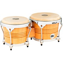 Meinl Wood Bongos in Super Natural Finish