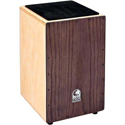 Toca Wood Cajon with Ash Front Plate thumbnail