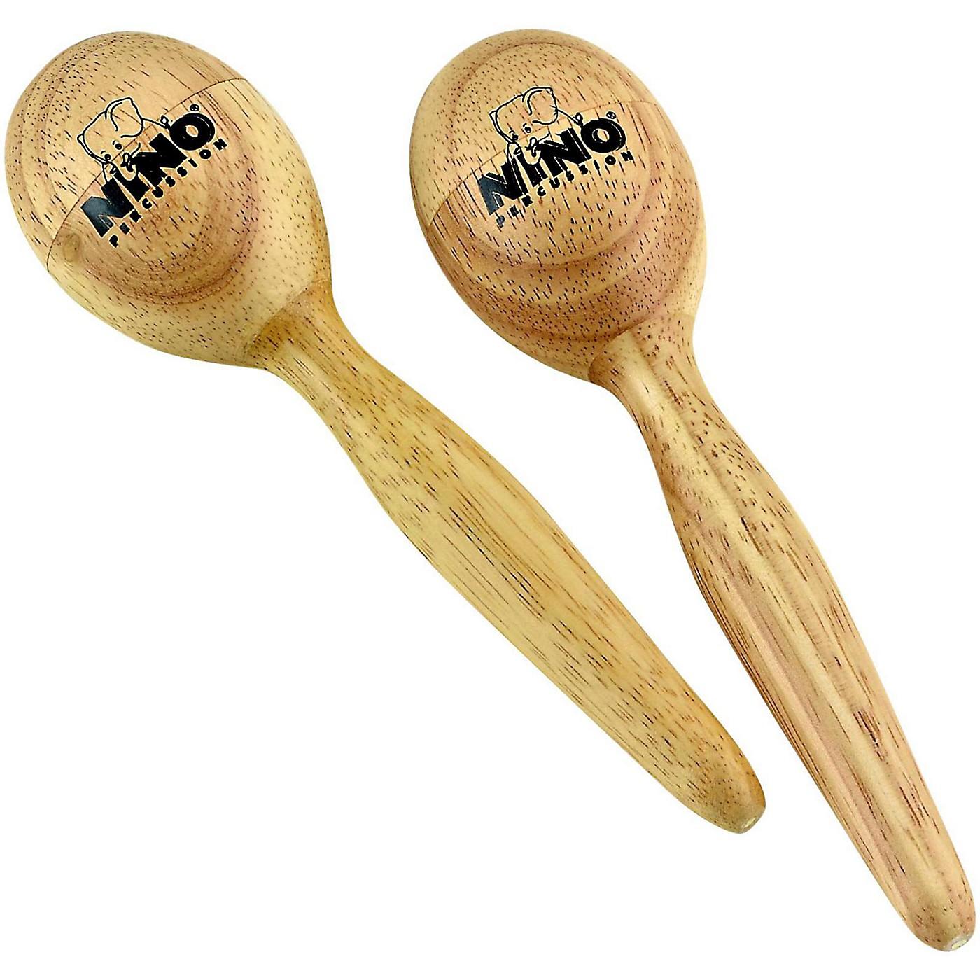 Nino Wood Egg Maracas/Pair thumbnail