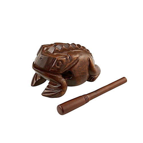 Meinl Wood Frog Hand Percussion Instrument thumbnail