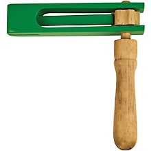Green Tones Wood Handle Ratchet