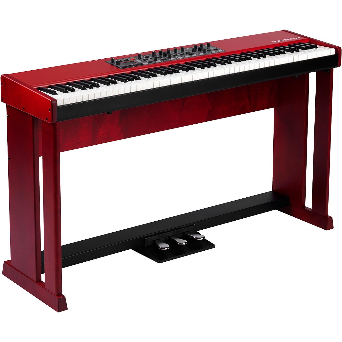 Nord Wood Keyboard Stand V2 thumbnail