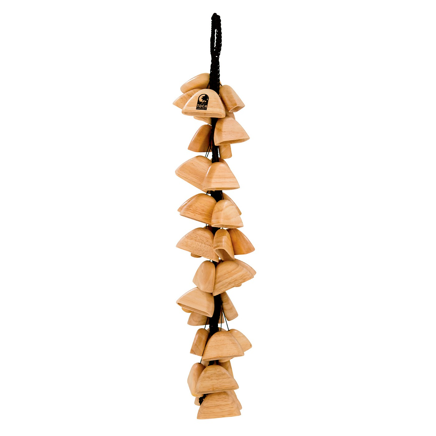 Toca Wood Rattle on String thumbnail