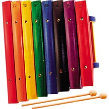First Note Wood Xylophone-8 Note
