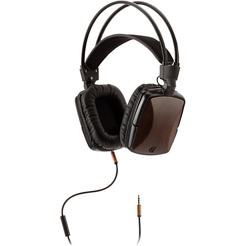 Griffin WoodTones Over-Ear Headphones thumbnail