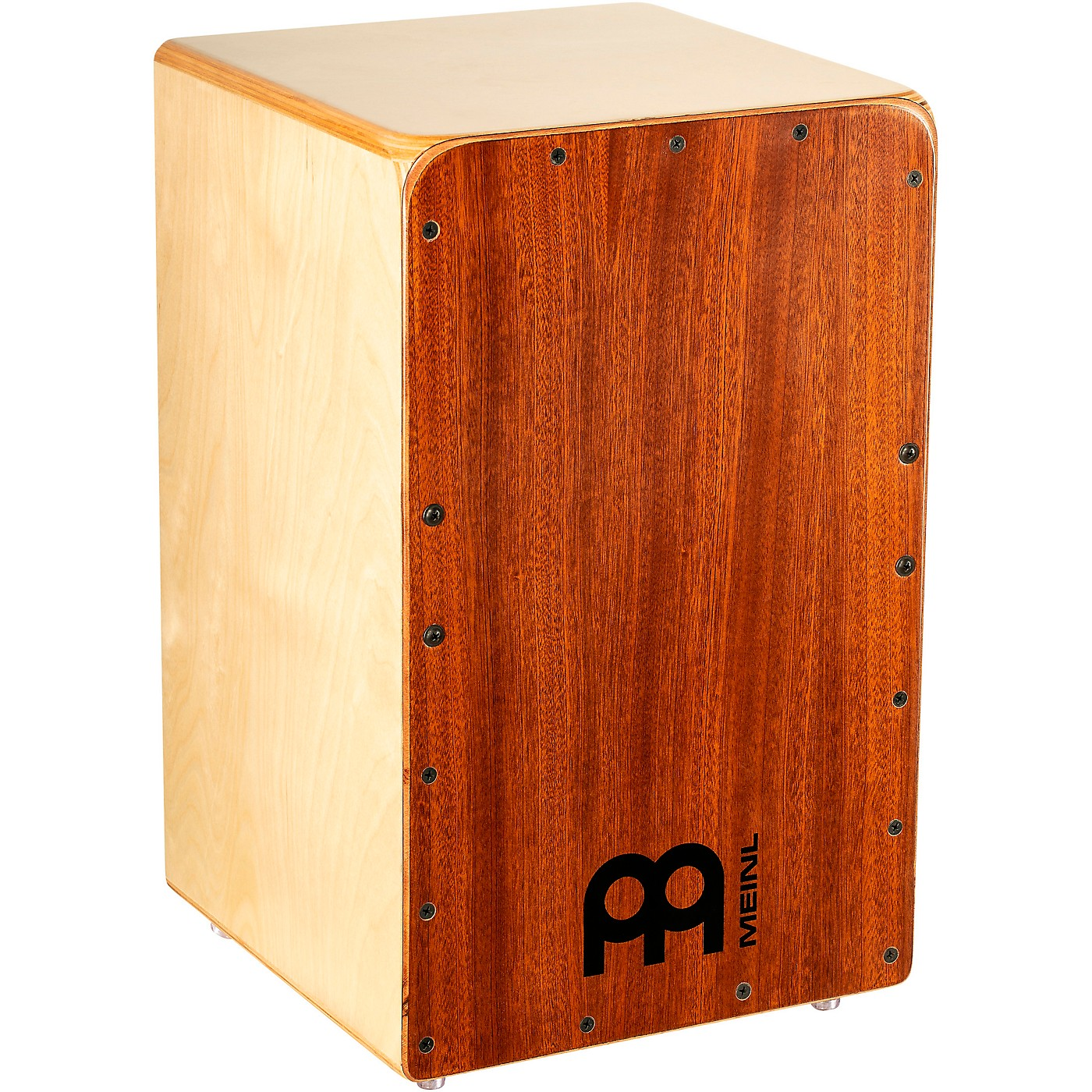 Meinl Woodcraft Series Professional Cajon with Mahogany Frontplate thumbnail