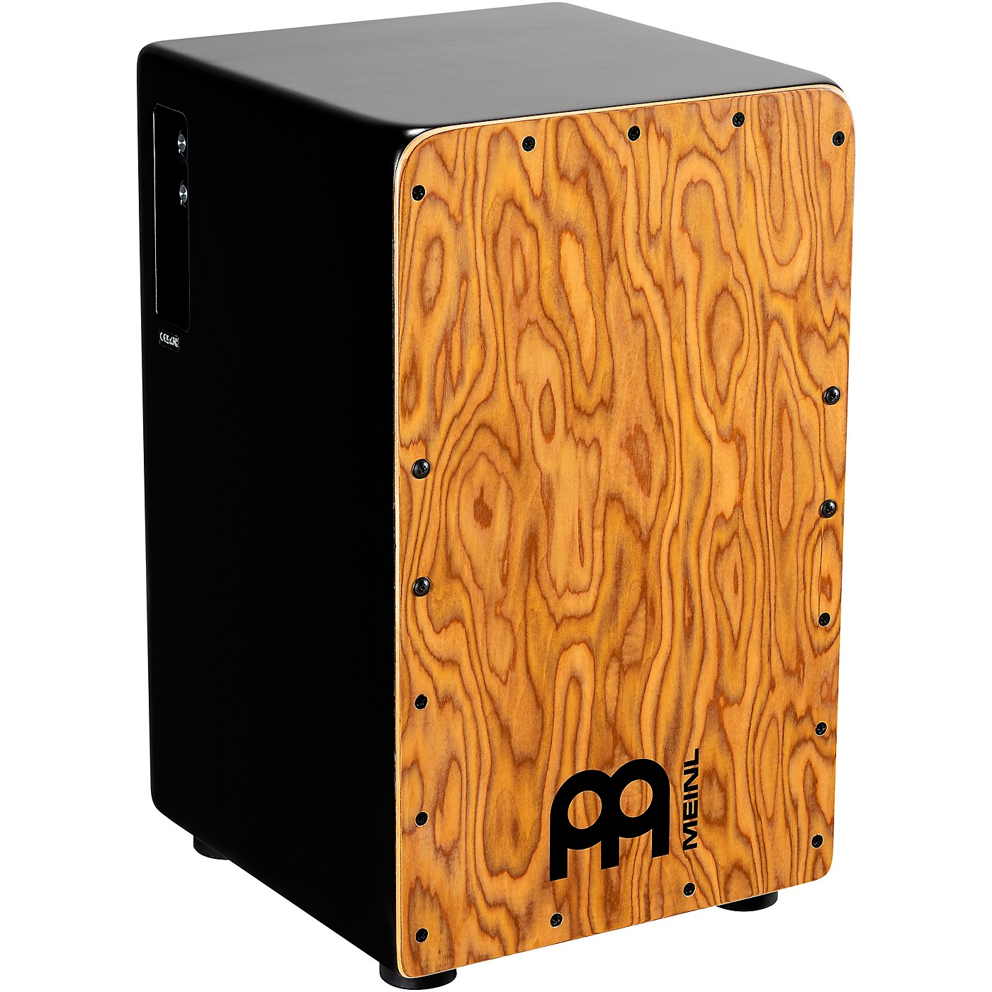 Meinl Woodcraft Series Professional Pickup Cajon with Makah Burl Frontplate thumbnail
