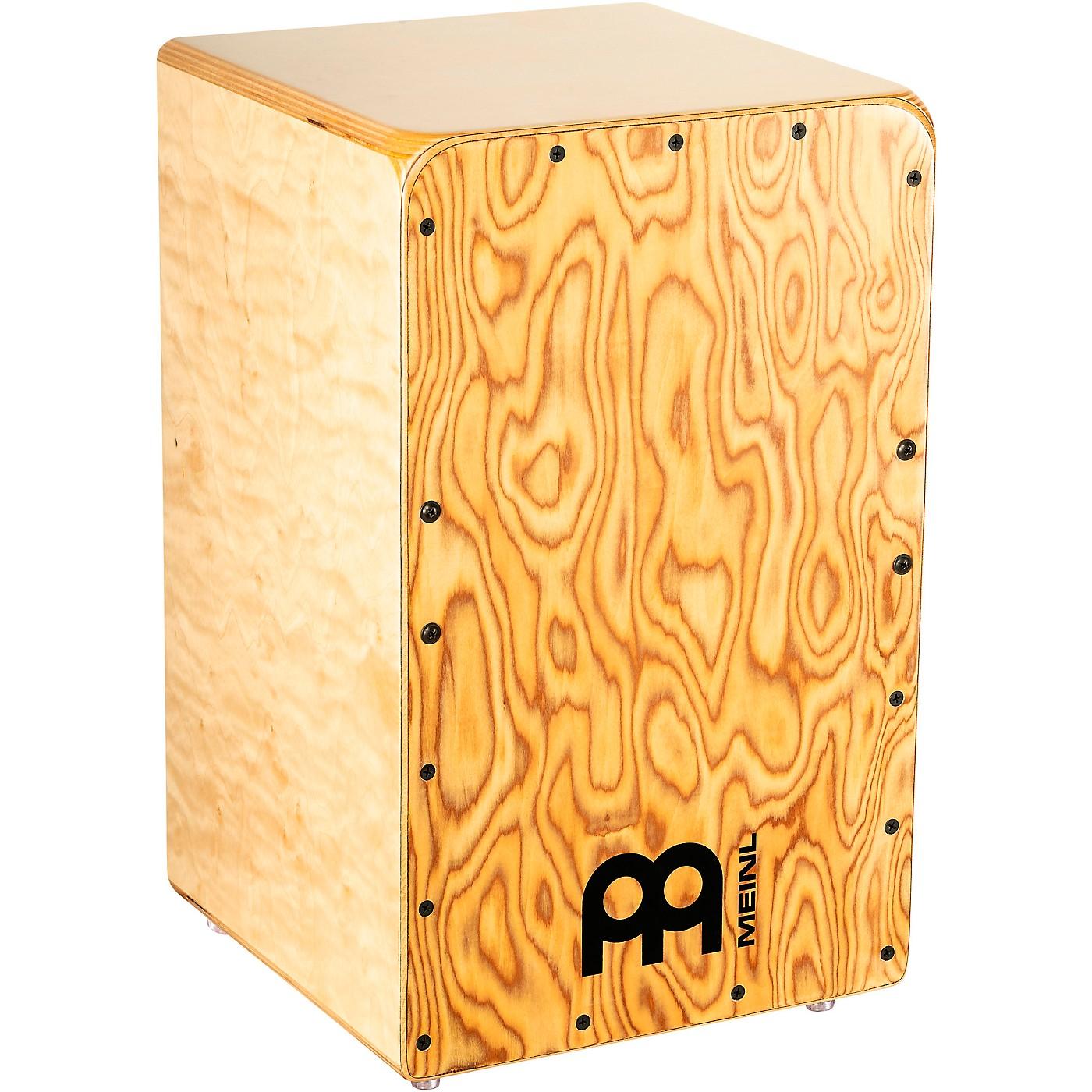 MEINL Woodcraft Series String Cajon with Makah Burl Frontplate thumbnail