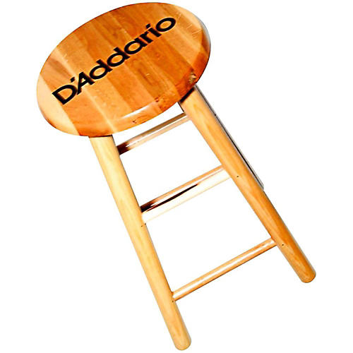 D'Addario Wooden Barstool thumbnail