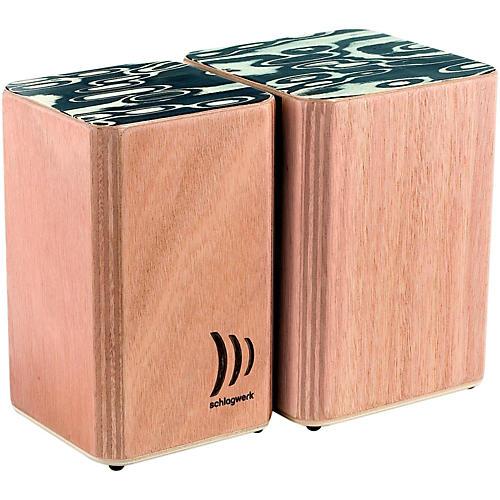 SCHLAGWERK Wooden Bongos thumbnail