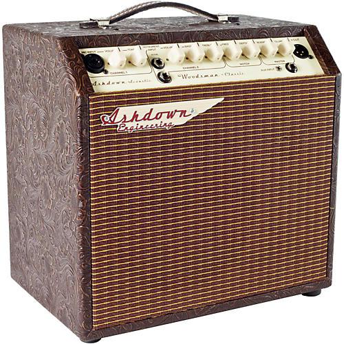 Ashdown Woodsman Classic 40W 2 Channel 1x8 Acoustic Guitar Combo Amp w/ Reverb thumbnail