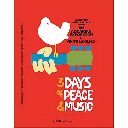 C&D Visionary Woodstock Magnet thumbnail