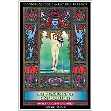 Hal Leonard Woodstock Original Wall Poster