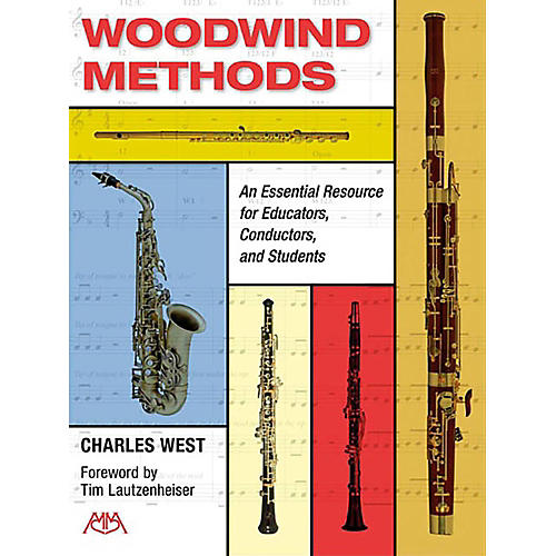 Meredith Music Woodwind Methods: An Essential Resource for Educators, Conductors & Students thumbnail