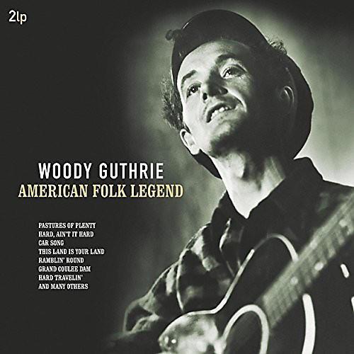 Alliance Woody Guthrie - American Folk Legend thumbnail