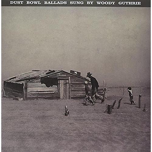 Alliance Woody Guthrie - Dust Bowl Ballads thumbnail
