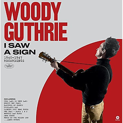 Alliance Woody Guthrie - I Saw A Sign: 1940-1947 Recordings thumbnail