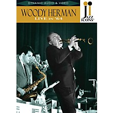 Jazz Icons Woody Herman - Live in '64 (Jazz Icons DVD) DVD Series DVD Performed by Woody Herman