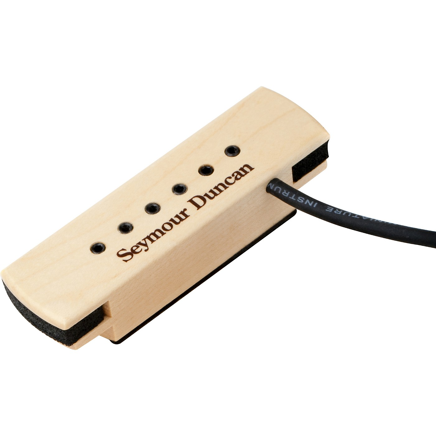 Seymour Duncan Woody XL Adjustable Pole Pieces Soundhole Pickup thumbnail
