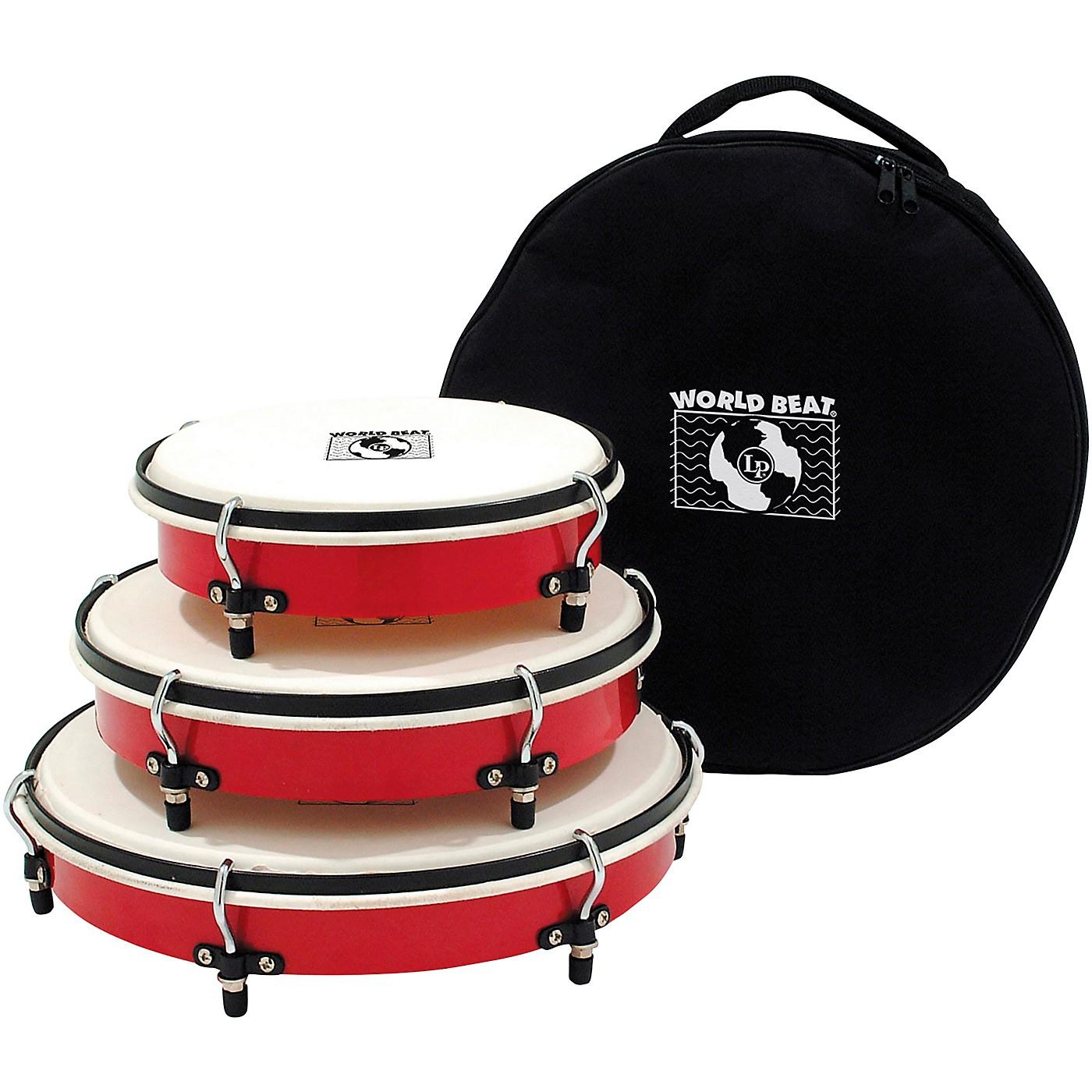LP World Beat Plenera Drum Set with Bag thumbnail