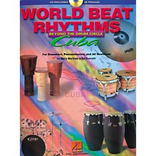 Hal Leonard World Beat Rhythms Beyond The Drum Circle - Cuba (Book/CD)