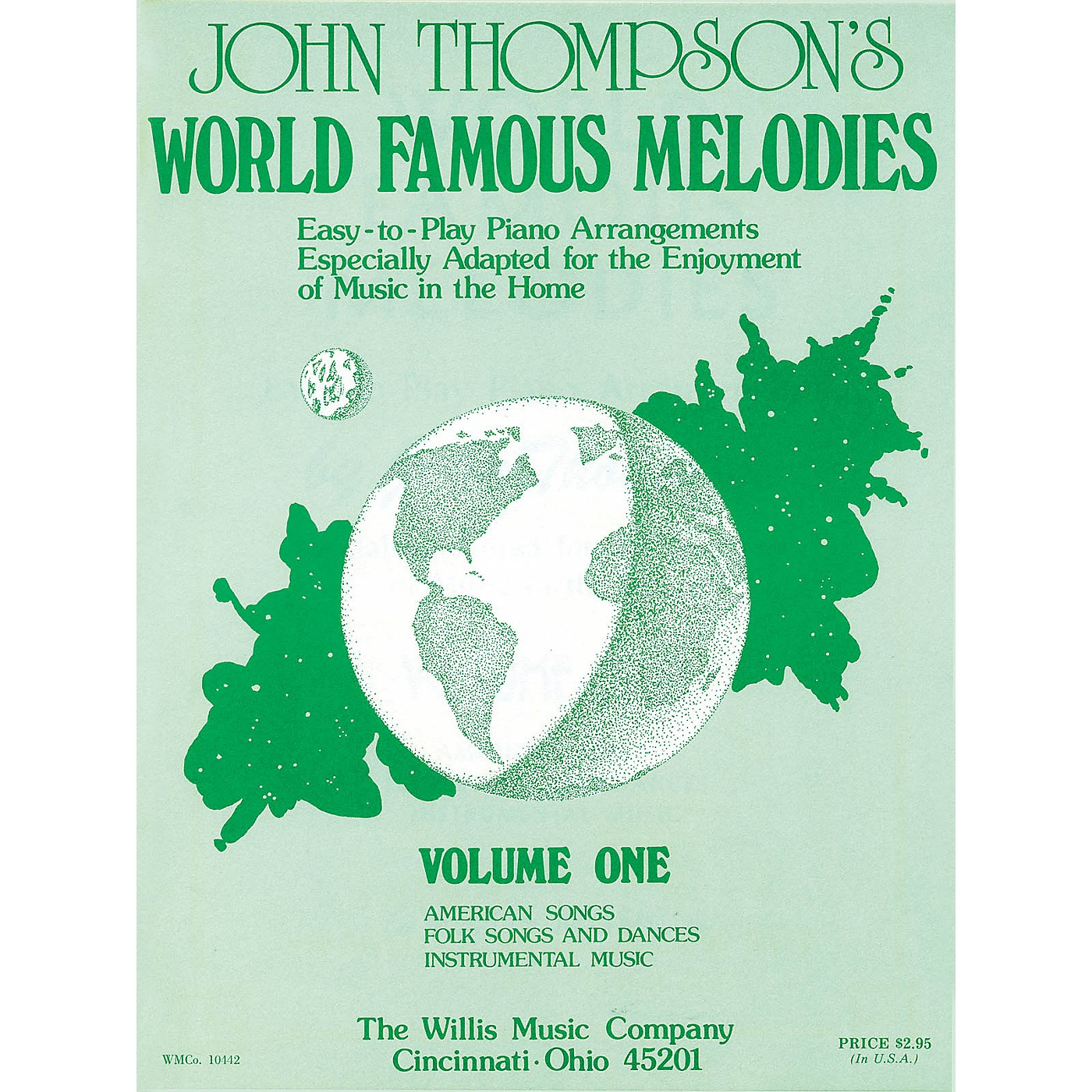 Willis Music World Famous Melodies - Book 1 (Early to Mid-Inter Level) Willis Series thumbnail