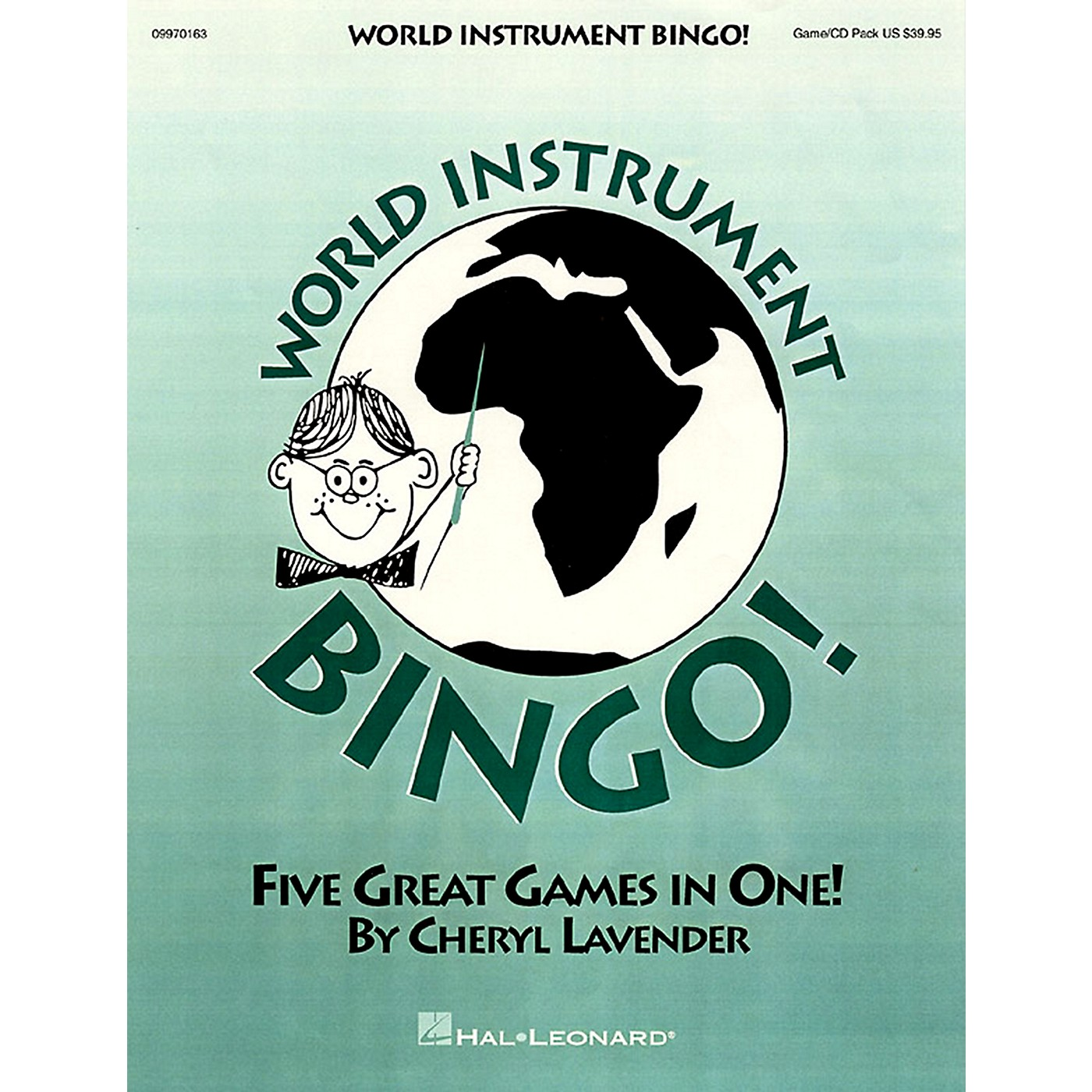 Hal Leonard World Instrument Bingo! (Game/Online Audio) thumbnail