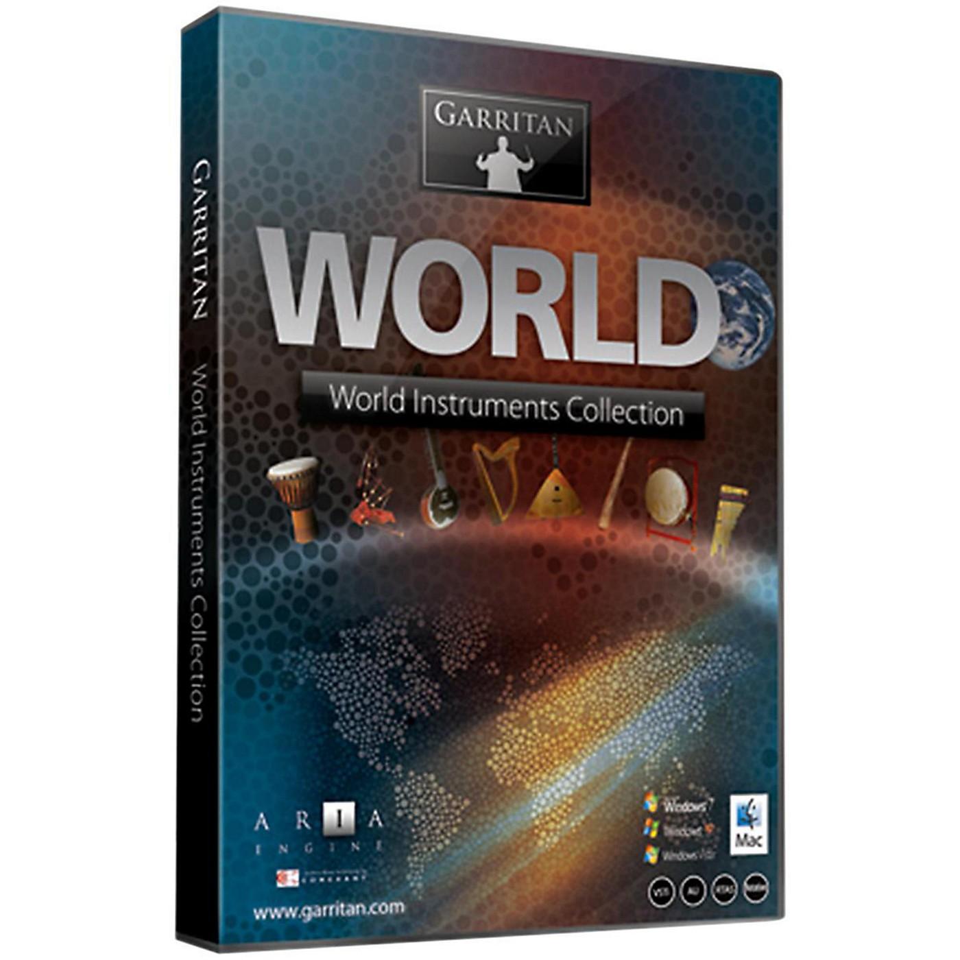 Garritan World Instruments Software Download thumbnail