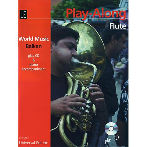 Carl Fischer World Music - Balkan Play Along Flute thumbnail