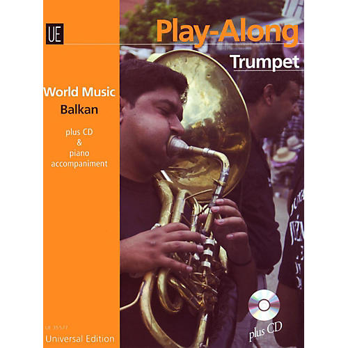 Carl Fischer World Music - Balkan Play Along Trumpet thumbnail