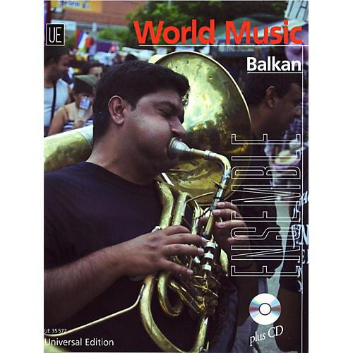 Carl Fischer World Music - Balkan for Flexible Ensemble thumbnail