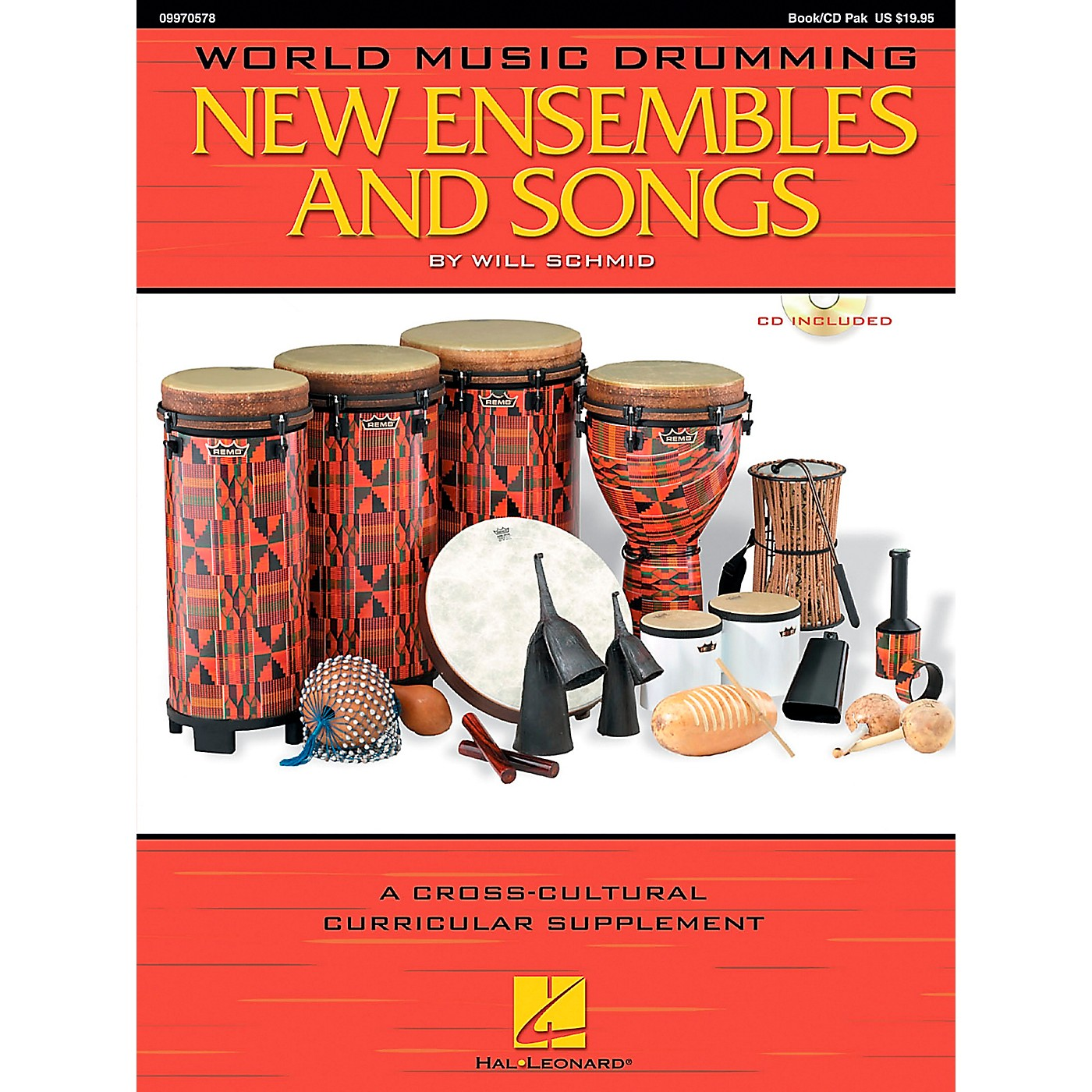 Hal Leonard World Music Drumming: New Ensembles and Songs thumbnail