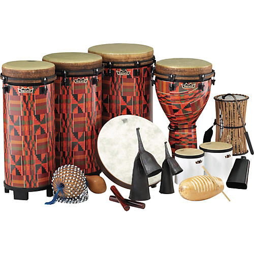 Remo World Music Drumming Packages thumbnail