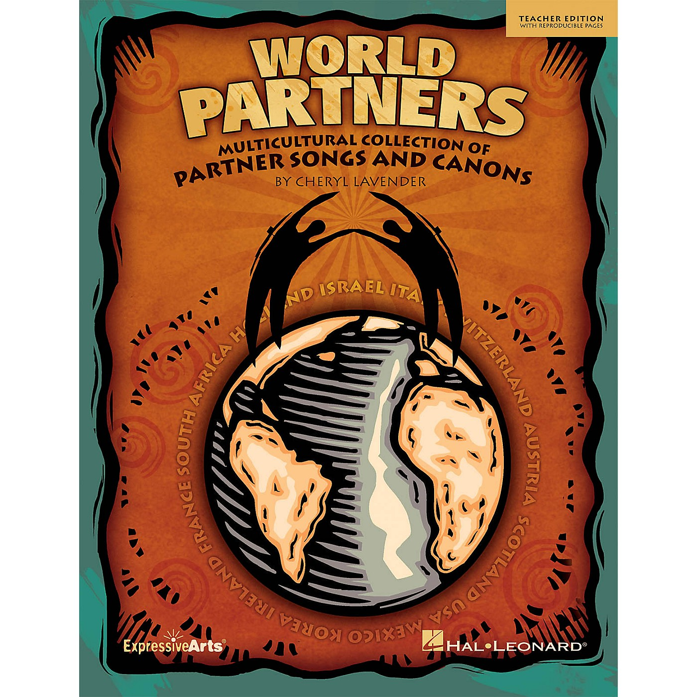Hal Leonard World Partners (Multicultural Collection of Partner Songs and Canons) TEACHER ED by Cheryl Lavender thumbnail