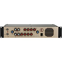 Eden World Tour Pro Preamp Unit