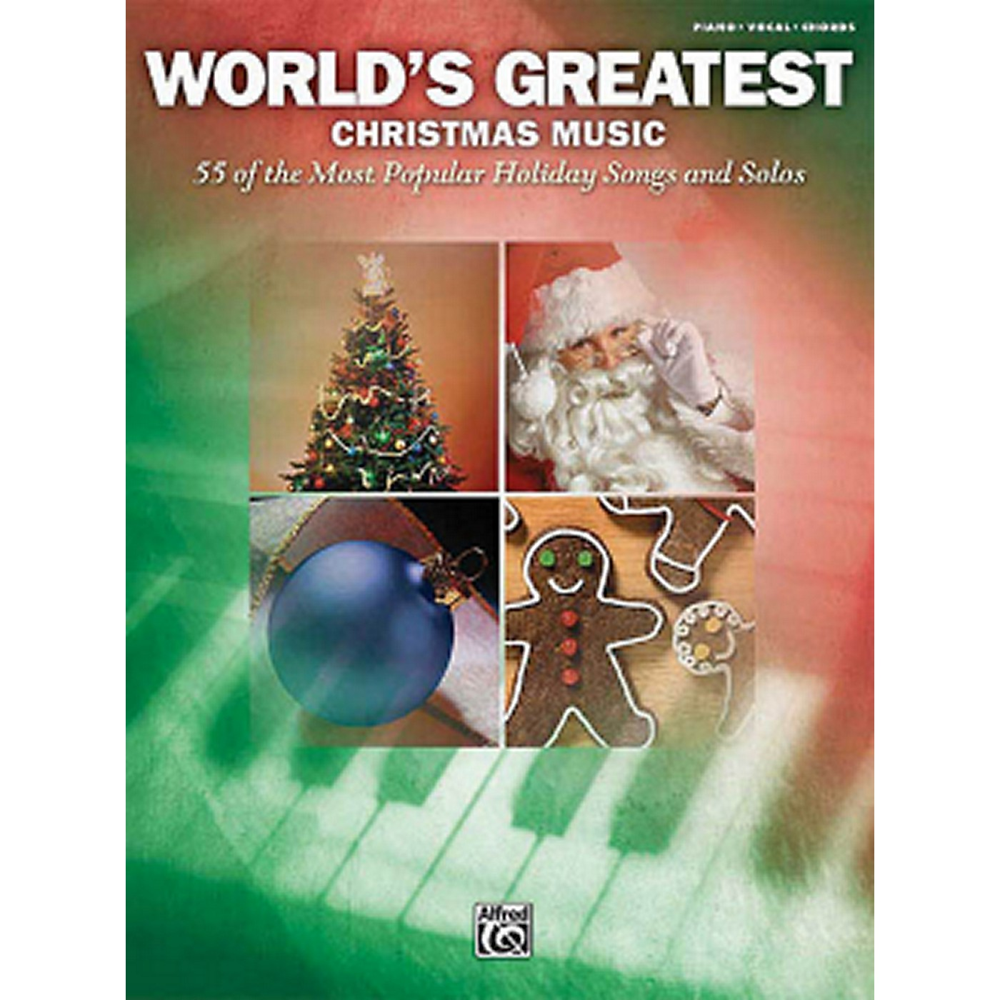Hal Leonard World's Greatest Christmas Music 55 Most Popular Holiday Songs For Piano/Vocal/Guitar thumbnail
