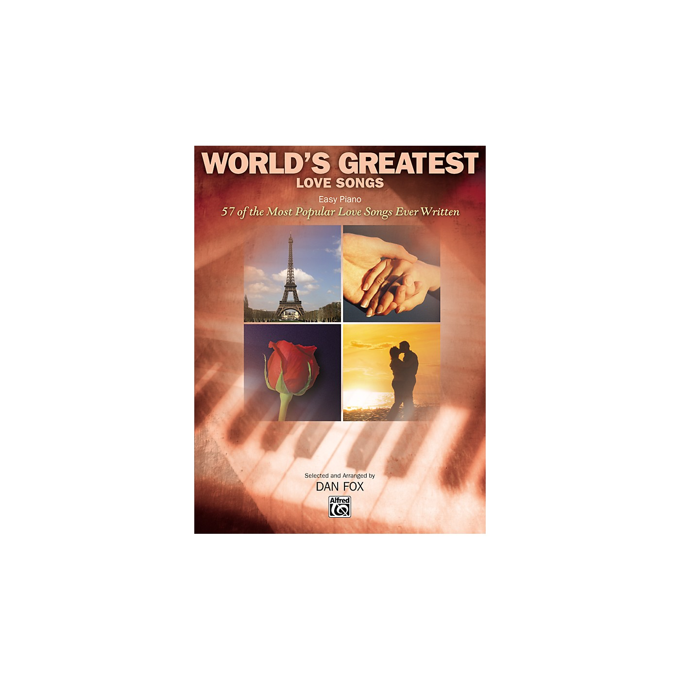 Alfred World's Greatest Love Songs Easy Piano thumbnail