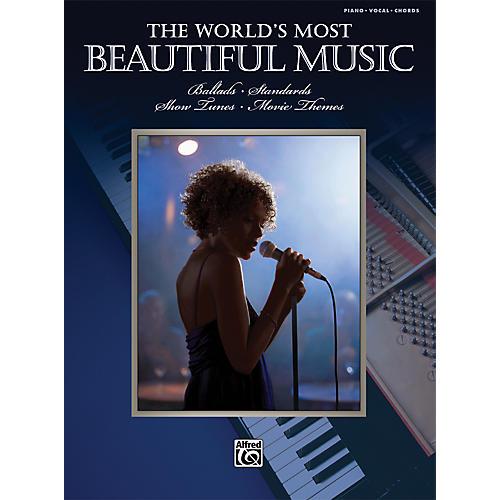 Alfred World's Most Beautiful Music Book thumbnail