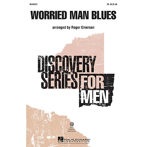 Hal Leonard Worried Man Blues (Discovery Level 2 TB) TB arranged by Roger Emerson thumbnail
