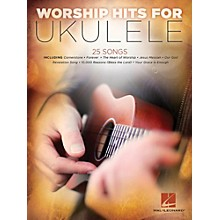 Hal Leonard Worship Hits For Ukulele