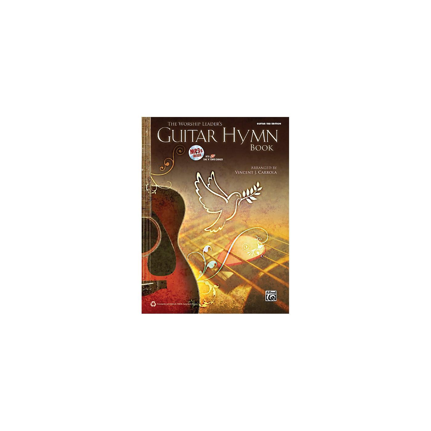 Alfred Worship Leaders Guitar Hymn Book & CD thumbnail