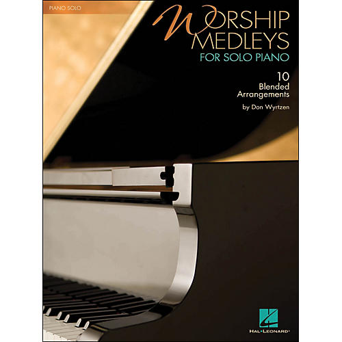 Integrity Music Worship Medleys for Solo Piano-thumbnail