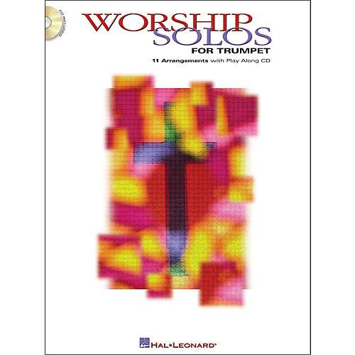 Hal Leonard Worship Solos for Trumpet Book/CD thumbnail
